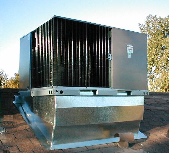 Down Draft Heat Pumps Are More Efficient