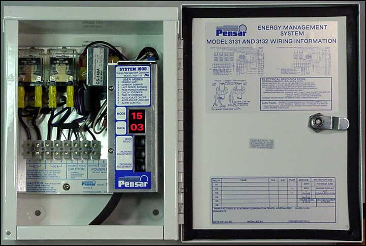 Load Controller For Demand Rates   Horizon Energy