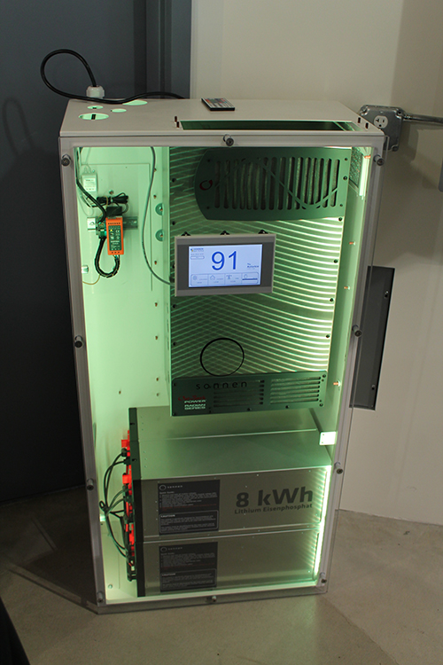 Load Controller For Demand Rates