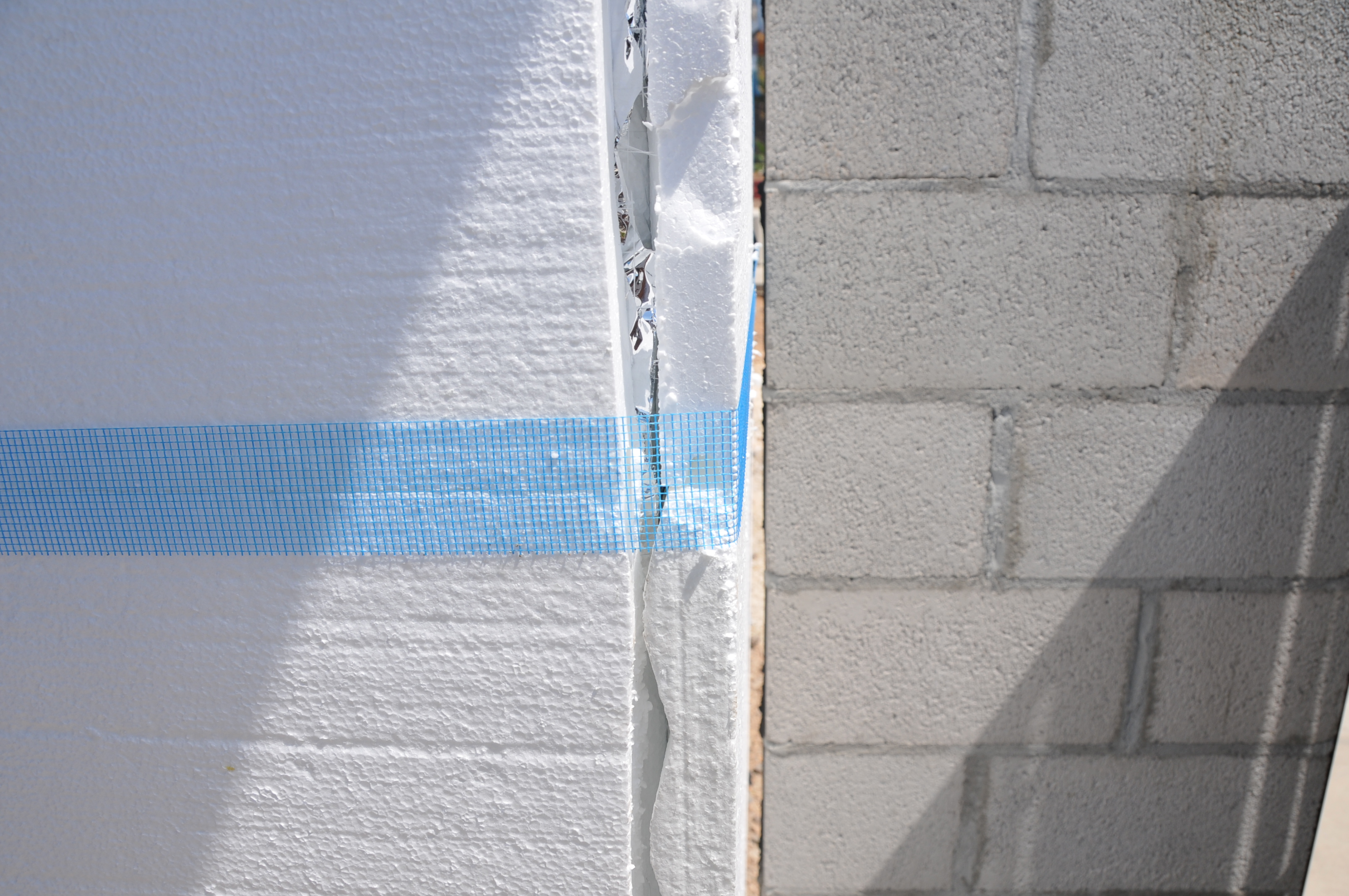 Diamondback Stucco Foam Best Radiant Barrier Horizon